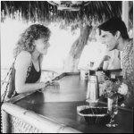 Tom Cruise, Elisabeth Shue - Cocktail