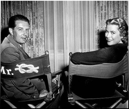 Grace Kelly, Frederick Knott