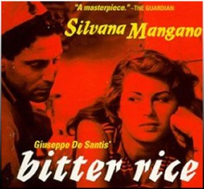 Πικρό Ρύζι Ralf Vallone, Silvana Mangano